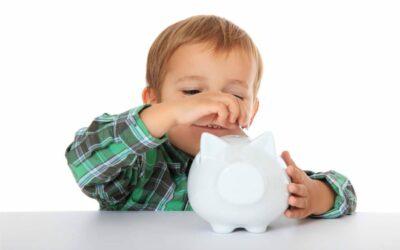 Aprender a ahorrar dinero: el reto de los más pequeños